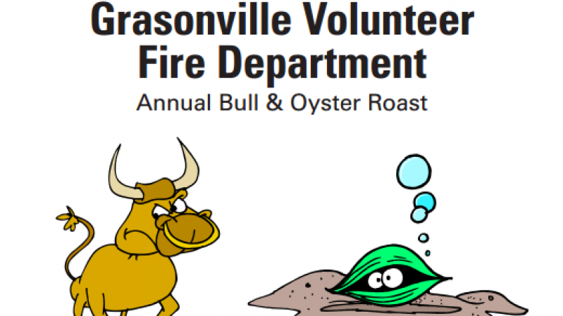 ANNUAL BULL AND OYSTER ROAST